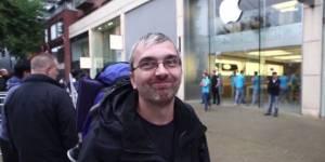 Apple Store : il patiente 44 heures pour reconquérir sa femme en lui offrant... un iPhone 6