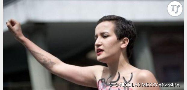 """Amina Sboui : l'ex-Femen avoue avoir inventé """"l'agression"""" de la Place de Clichy"""