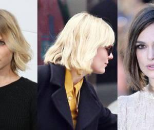 Cheveux : 10 photos de carré à montrer à son coiffeur avant passage à l'acte