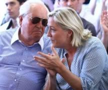 Marine Le Pen envisagerait d'écarter son père de la présidence d'honneur du FN