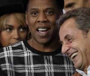 Nicolas Sarkozy préfère Beyoncé... habillée !