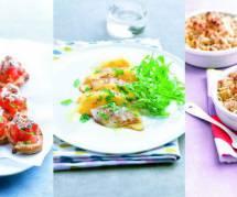 Bien dîner en rentrant du boulot : 3 recettes saines et rapides de Yannick Alléno