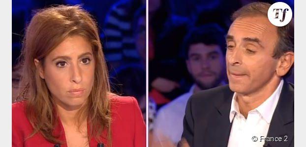 On n'est pas couché : revoir le clash entre Léa Salamé et Eric Zemmour (vidéo)