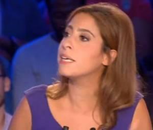 ONPC : Léa Salamé n'est pas pote avec Aymeric Caron