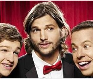 Ashton Kutcher, déjà critiqué par l'équipe de « Mon oncle Charlie » !