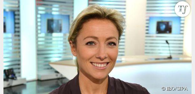 Anne-Sophie Lapix aime beaucoup Yves Calvi
