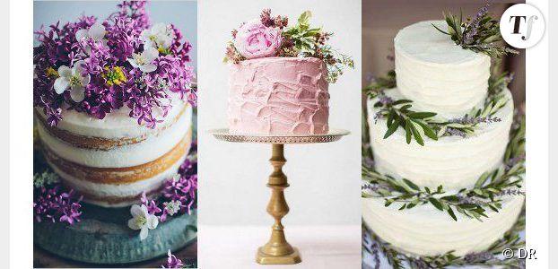 Mariage : 10 gâteaux trop beaux repérés sur Instagram