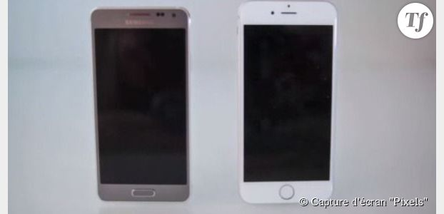 Galaxy Alpha : la réponse de Samsung à Apple