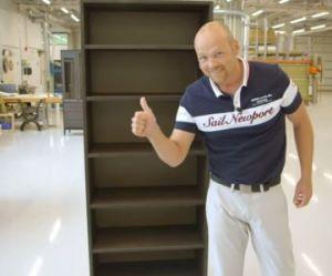 Ikea Regissör : des meubles à monter sans outil