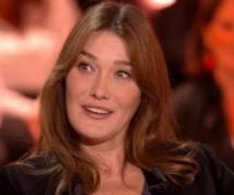 """Carla Bruni a été émue par """"Merci pour ce moment"""" de Valérie Trierweiler"""