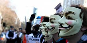 Anonymous : ils comptent détruire Facebook le 5 novembre