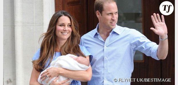Kate Middleton : le royal baby est attendu pour le mois d'avril