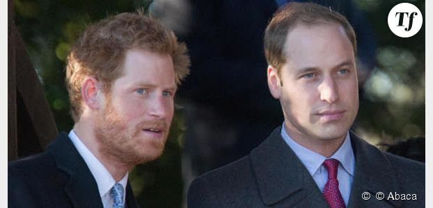 William et Harry rendent hommage à Diana