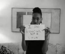 """""""Je ne suis pas un virus"""" : la vidéo qui dénonce les stéréotypes sur Ebola"""