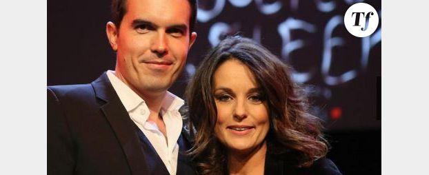 Faustine Bollaert & Maxime Chattam : un mariage gothique pour le couple