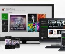 Xbox Music : fin de l'écoute gratuite des chansons