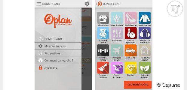 Oplan : l'application qui déniche des bons plans pour vous