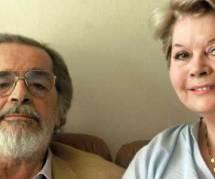 La veuve de Serge Reggiani : bientôt à la porte de chez elle ?