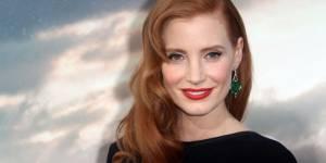 Jessica Chastain : en couple, l'actrice ne veut pas parler de son chéri