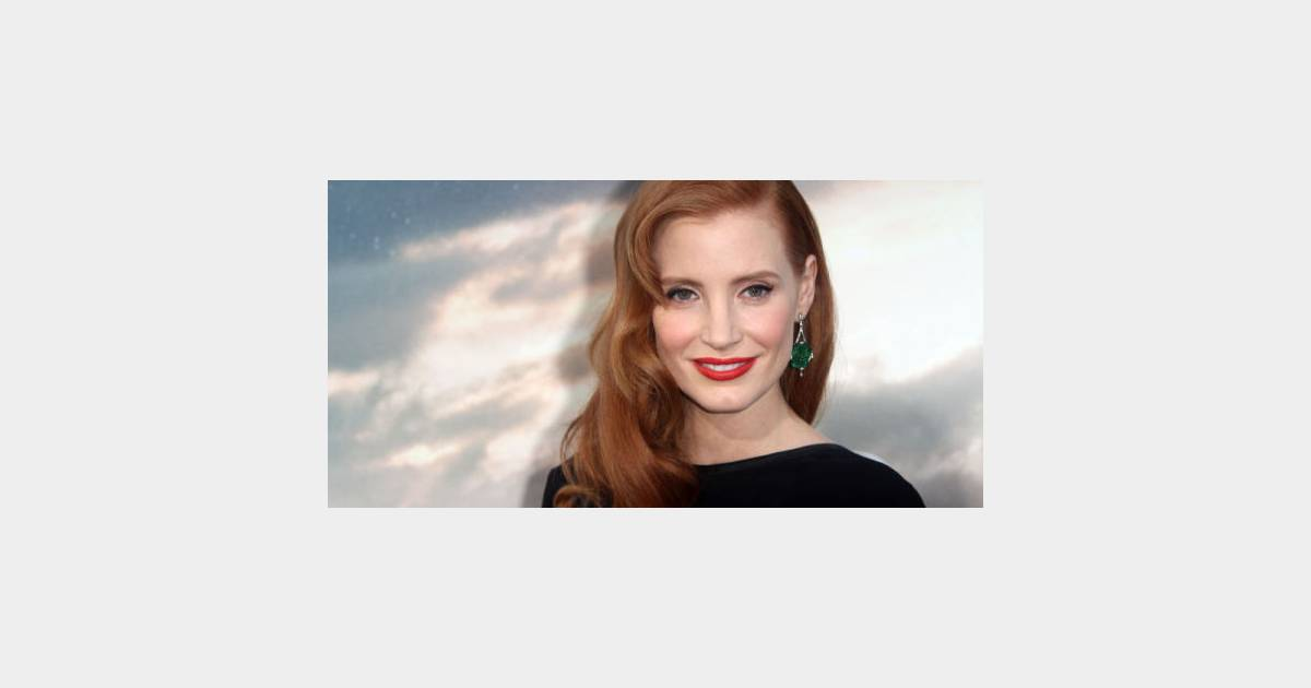 jessica chastain en couple l actrice ne veut pas parler de son ch ri terrafemina. Black Bedroom Furniture Sets. Home Design Ideas