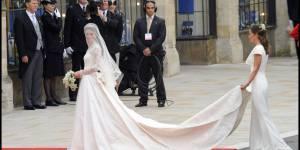 Kate Middleton : les confidences de la créatrice de sa robe de mariée