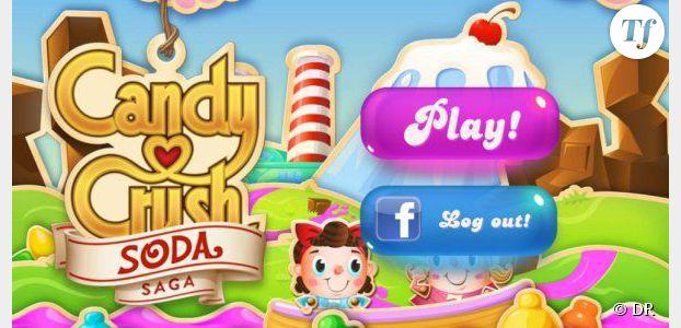 Candy Crush Soda : le nouveau jeu qui va vous rendre accro