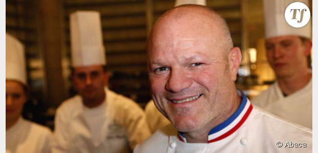 Objectif Top Chef : Philippe Etchebest a pris pas mal de poids pendant le tournage