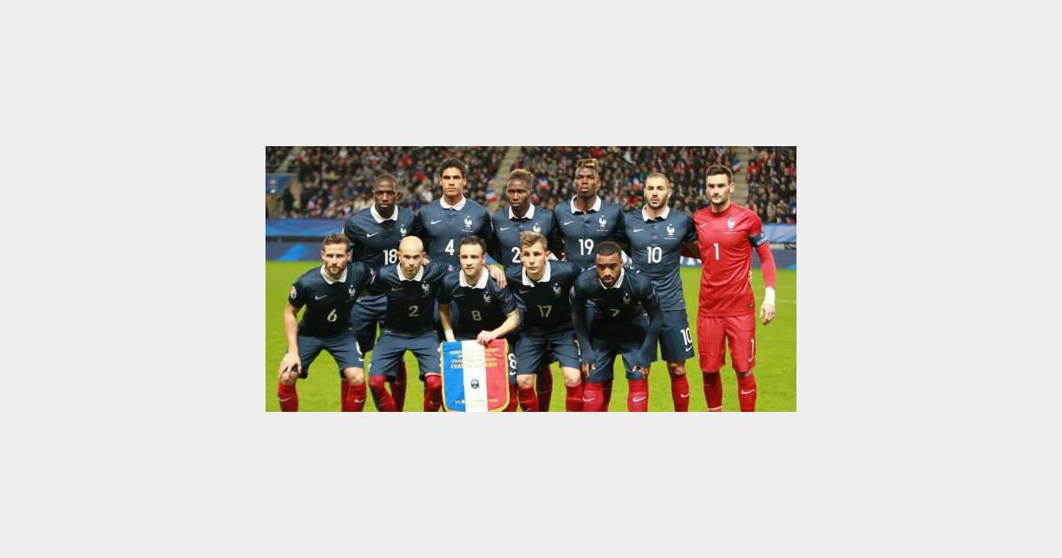 france vs su de le match sera film en direct depuis un. Black Bedroom Furniture Sets. Home Design Ideas
