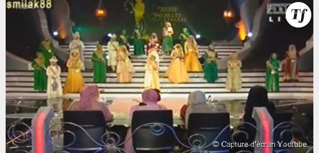 Miss monde Muslimah 2015 : une Tunisienne repart avec la couronne