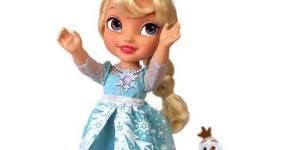 Poupée chantante Elsa La Reine des Neiges : rupture de stock, où l'acheter ?