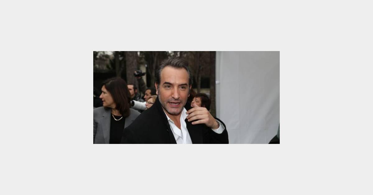 Jean dujardin il n 39 a pas pris la grosse t te depuis son for Dujardin 94