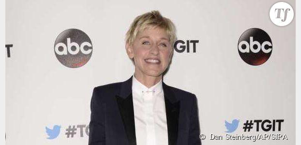 50 nuances de Grey : la parodie d'Ellen DeGeneres (Vidéo)