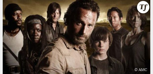 Walking Dead Saison 5 : terrible mort et épisode 8 en streaming VOST