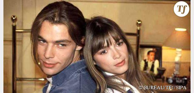 Patrick Puydebat (Mystères de l'amour) a bien flirté avec Hélène Rollès