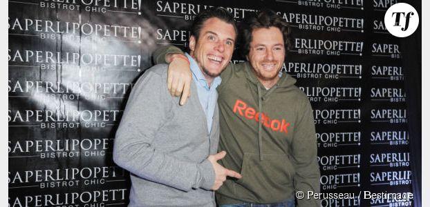 Norbert et Jean Imbert : ils sont très proches !