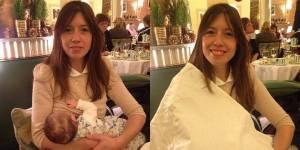 Claridge's de Londres : planquez-vous si vous voulez allaiter