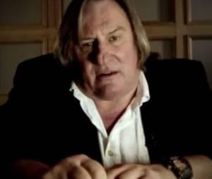 Gérard Depardieu : il parle russe dans une publicité effrayante (vidéo)