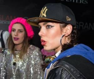 Charlotte Casiraghi en mode rappeuse