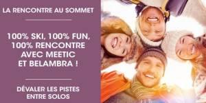 Meetic s'associe à Belambra : des vacances 100% fun pour les célibataires