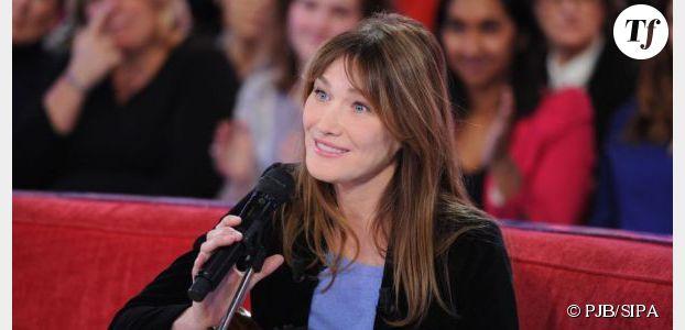 Carla Bruni : Nicolas Sarkozy ne porte pas de pyjama