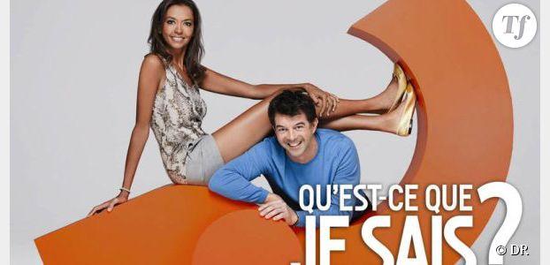 QI : Stéphane Plaza et Karine Le Marchand font passer le test sur M6 Replay / 6Play