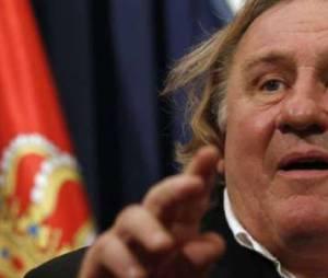 Gérard Depardieu est un mangeur de lions