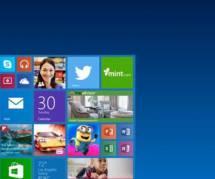 Windows 10 : une présentation le 10 janvier