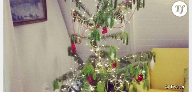 Les sapins de Noël les plus tristes du monde