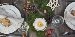 Noël 2014 : comment plier ses serviettes de table en papier ?