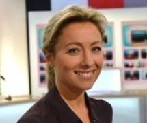 """Anne-Sophie Lapix compare """"Touche pas à mon Poste"""" à un spectacle"""