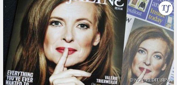 Les Audacieuses Terrafemina 2014 : Valérie Trierweiler est  votre auteure de l'année