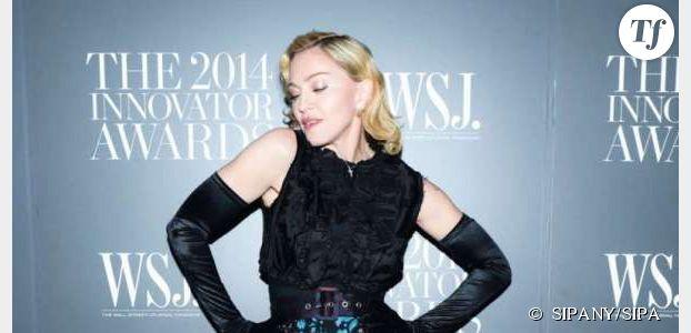 Madonna : son nouvel album piraté sur Internet