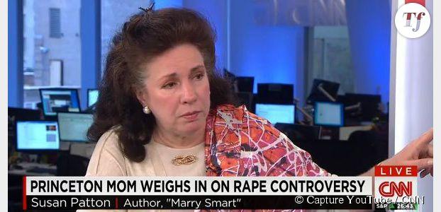 """Pour Susan Patton, le viol en état d'ébriété est une """"expérience d'apprentissage"""""""