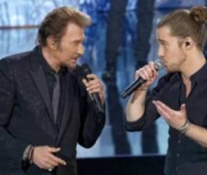 Replay : Johnny Hallyday chante en duo avec Kendji Girac et Julien Doré
